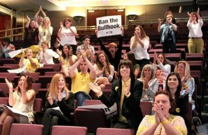 Ban the Bullhook Comm Mtg May2011