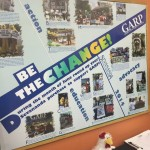 be the change display 4